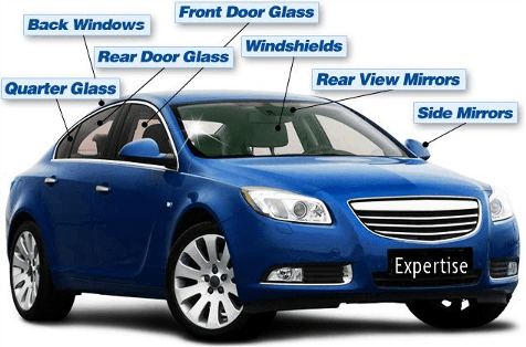new holland windshield repair